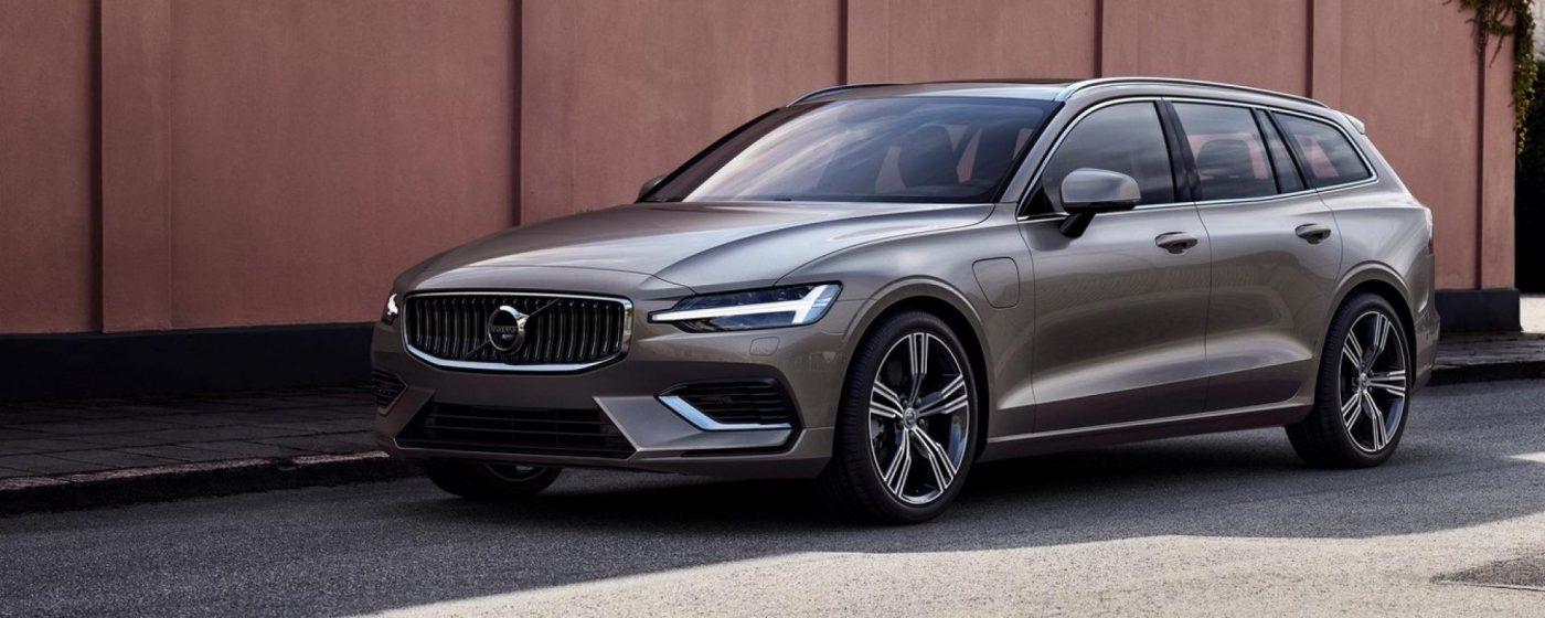 Nuova Volvo V60 D4