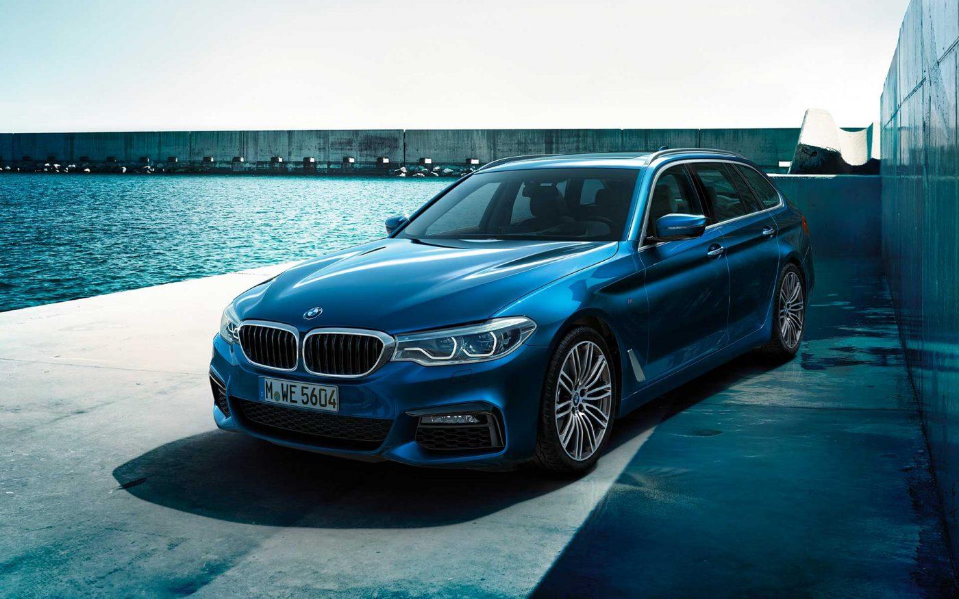 BMW 520 d Touring M Sport