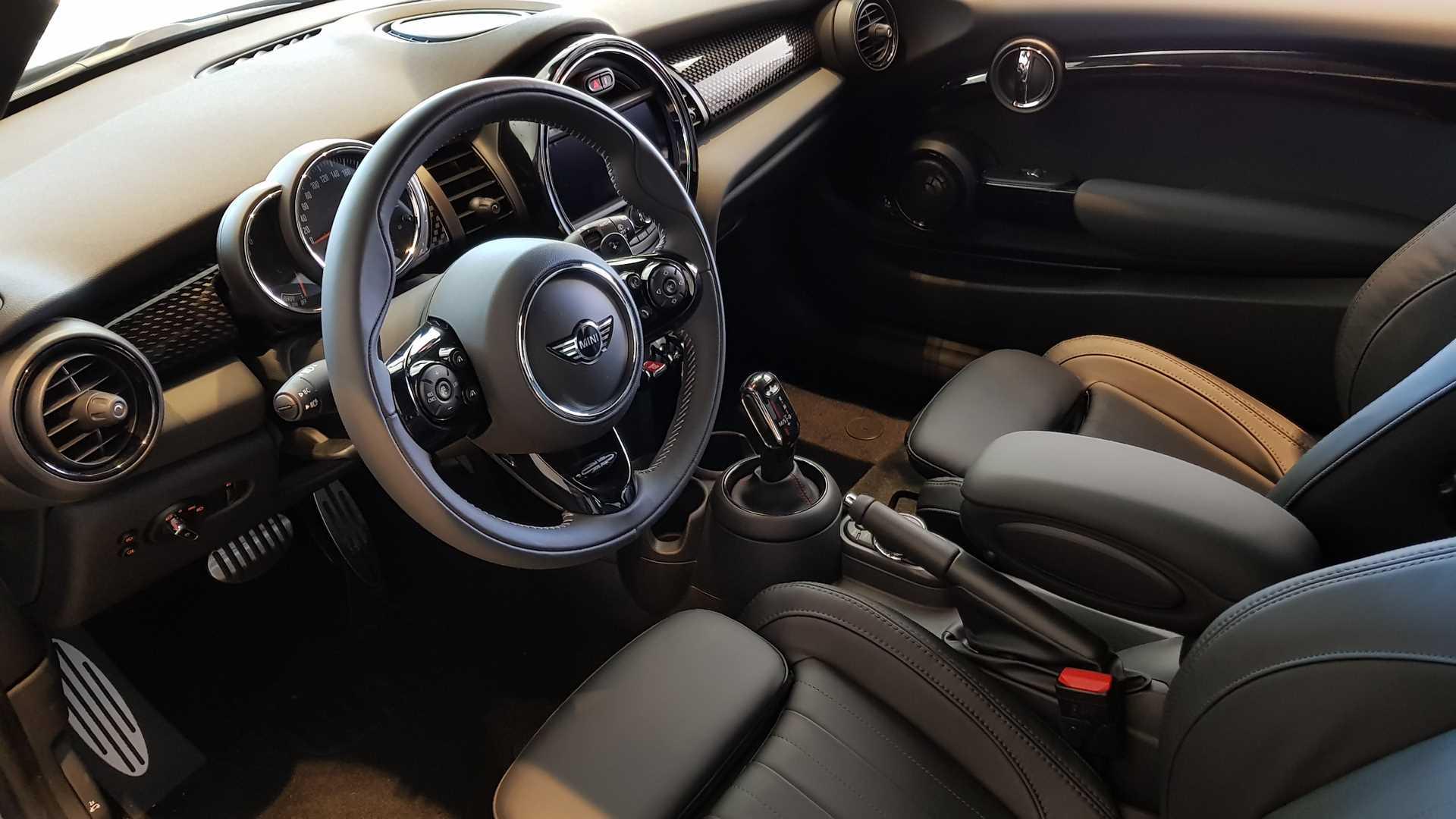 MINI Cooper S Delaney Edition