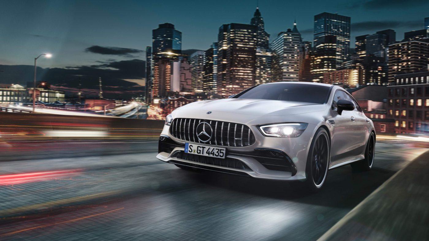 Mercedes-AMG GT 53 4Door Coupé