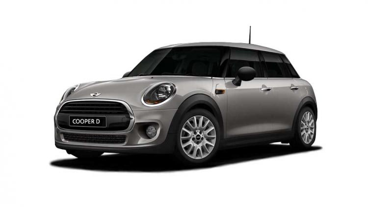 MINI Cooper SD 5 porte Km0
