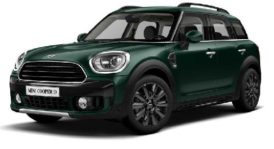 MINI Cooper D Countryman Km0