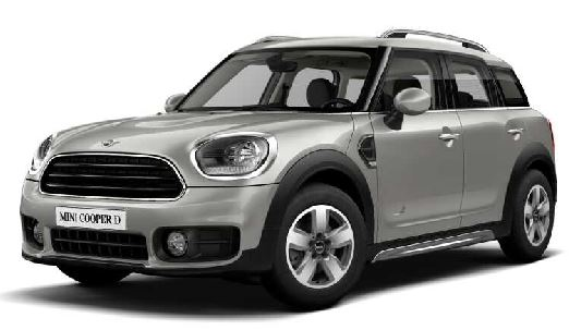 MINI Cooper D ALL4 Countryman Km0