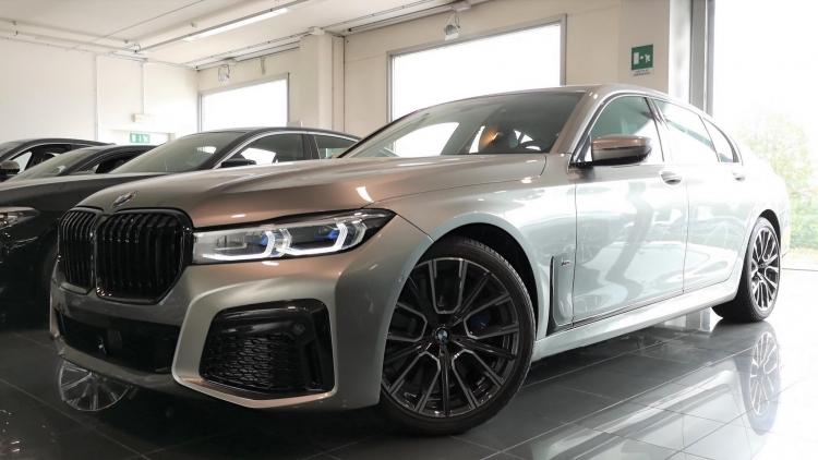 BMW Serie 7 km0