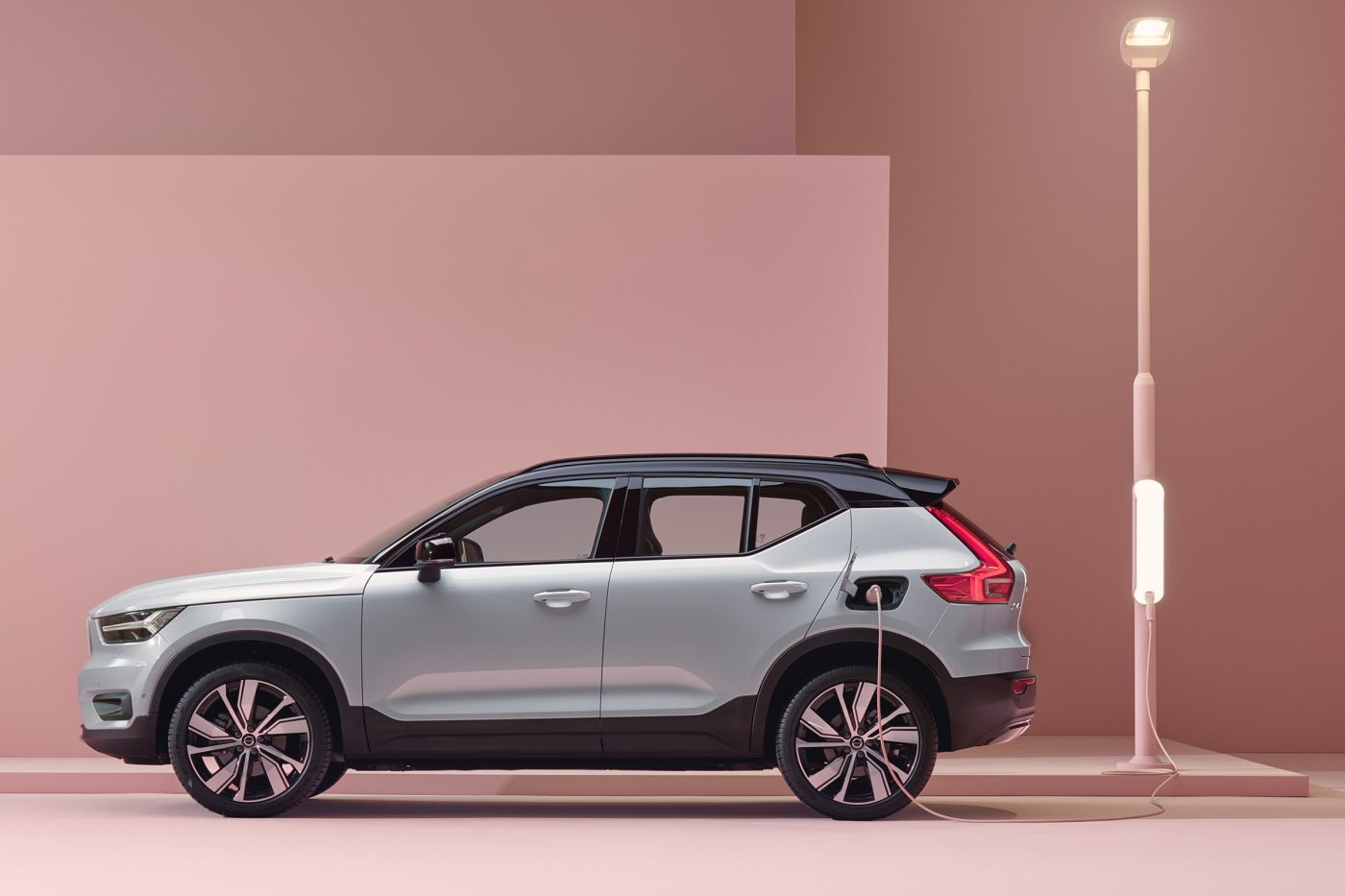 Volvo XC40 T4 PLug-In Hybrid Autom. Recharge Inscription Expression